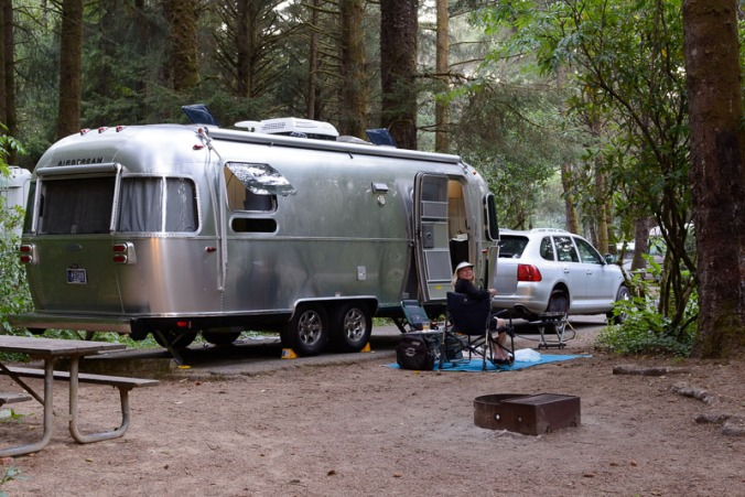 Beverly Beach Campsite